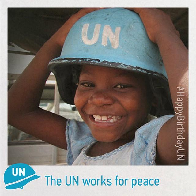 UN Day peace