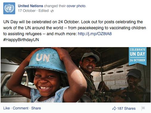 UN FB banner post change