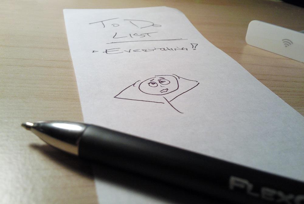 To Do List by John Schultz via Flickr