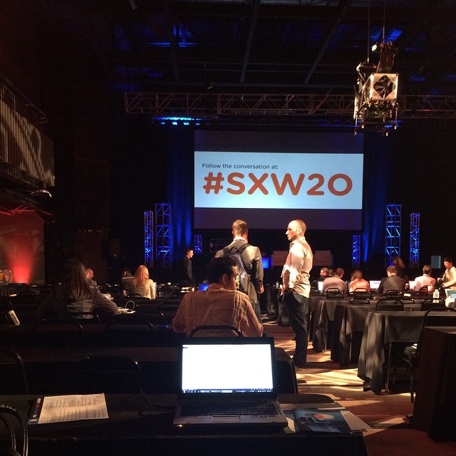 From the Union Metrics Instagram, our Social Media Manager attended the #SXW2O pre-conference at SXSWi 2015.