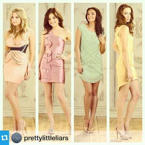 #Repost from @prettylittleliars! Totally our #wcw! #pll (x)