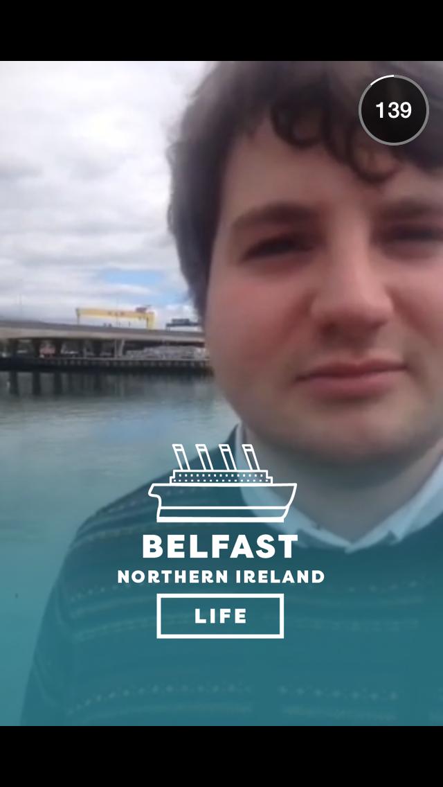 Snapchat travel 1