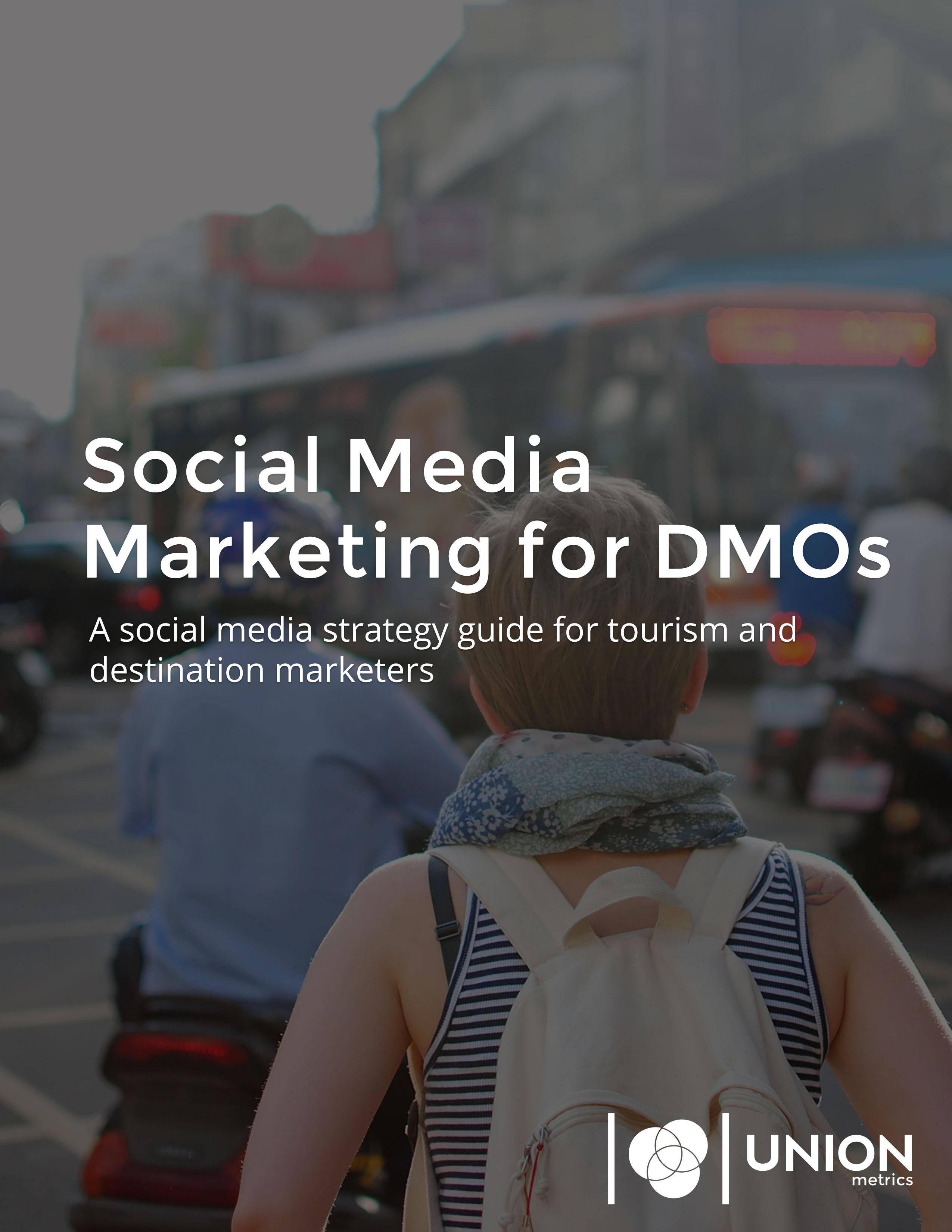 Social media for DMOs