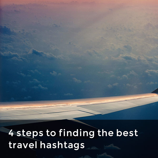 Best travel hashtags