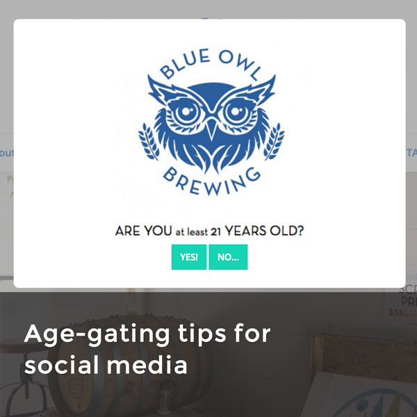 Age-gating tips