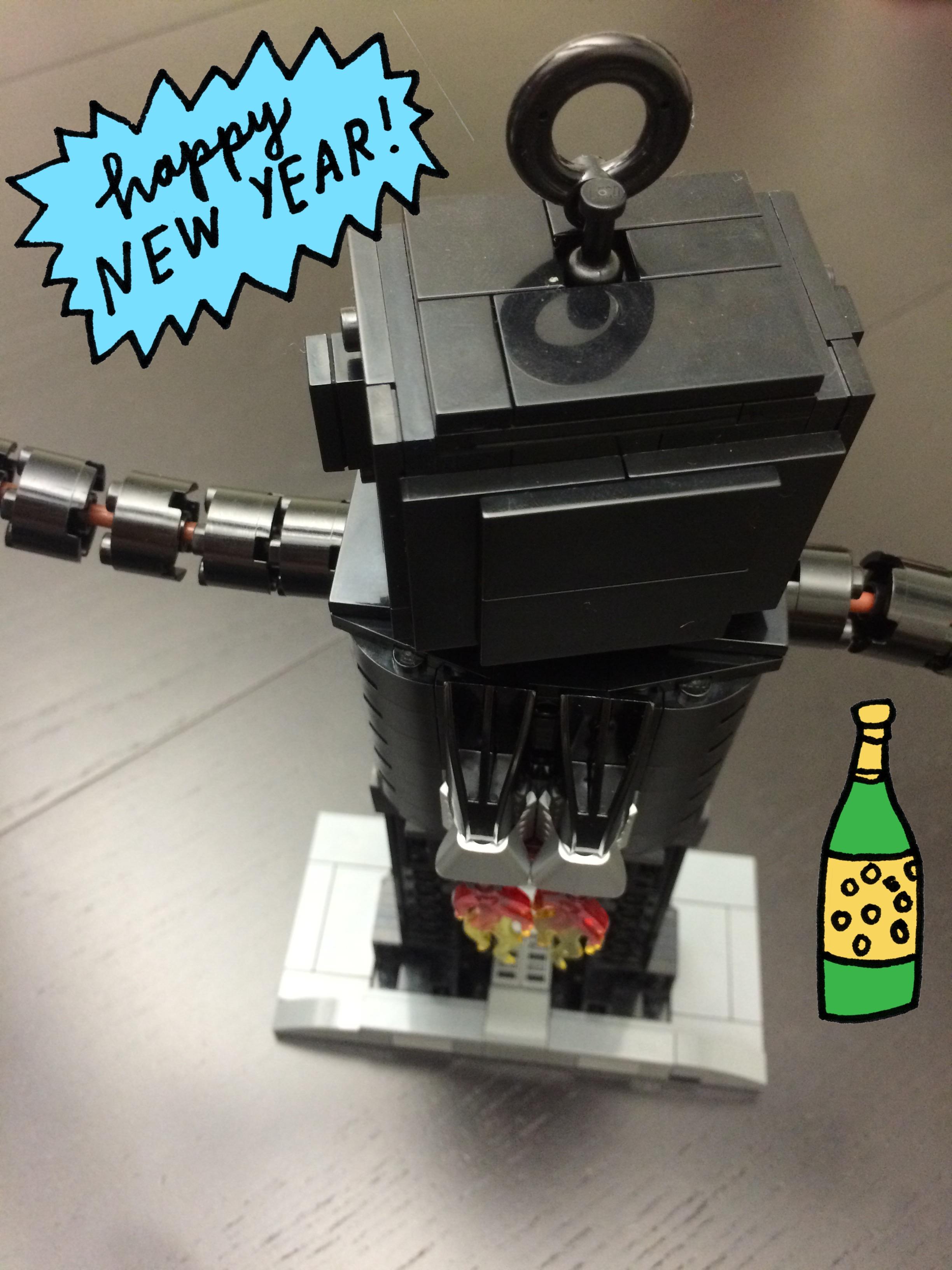 New Year Merle 2016