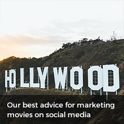 Our best advice for marketing movies
