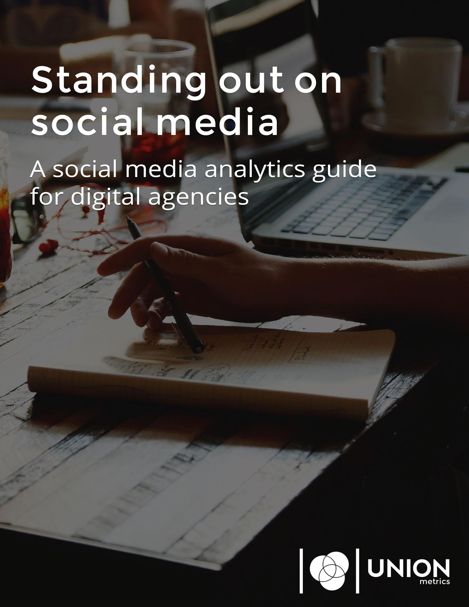 Social media analytics guide for agencies