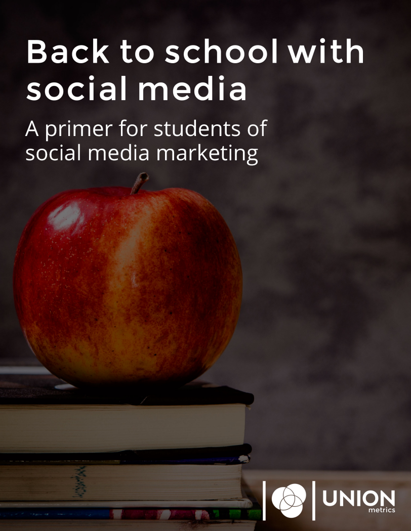 A primer for students of social media marketing
